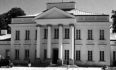 BELWEDER PALACE, WARSAW